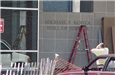 Hall of Justice - August 29 2001 - new name for building