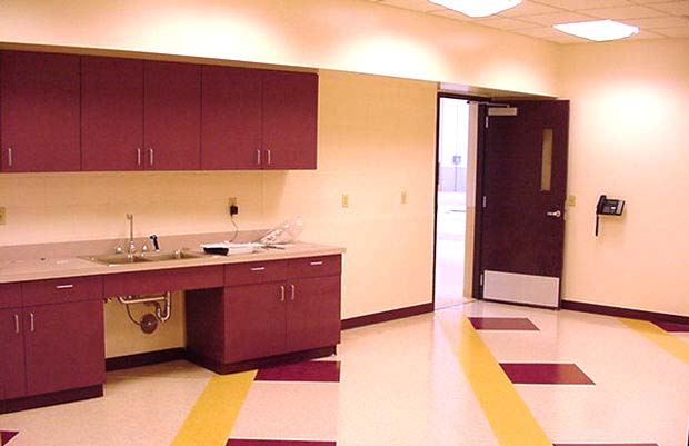 Muskegon Area Transit System (MATS) - October 22 2001 - lunch room