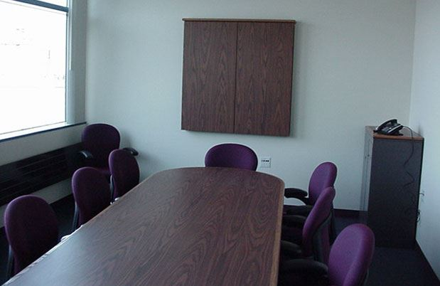 Muskegon Area Transit System (MATS) - October 22 2001 - meeting room