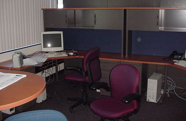 Muskegon Area Transit System (MATS) - October 22 2001 - office space