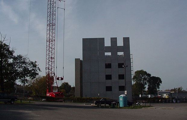 Balcom's Cove Condominiums - October 22 2001 - east side