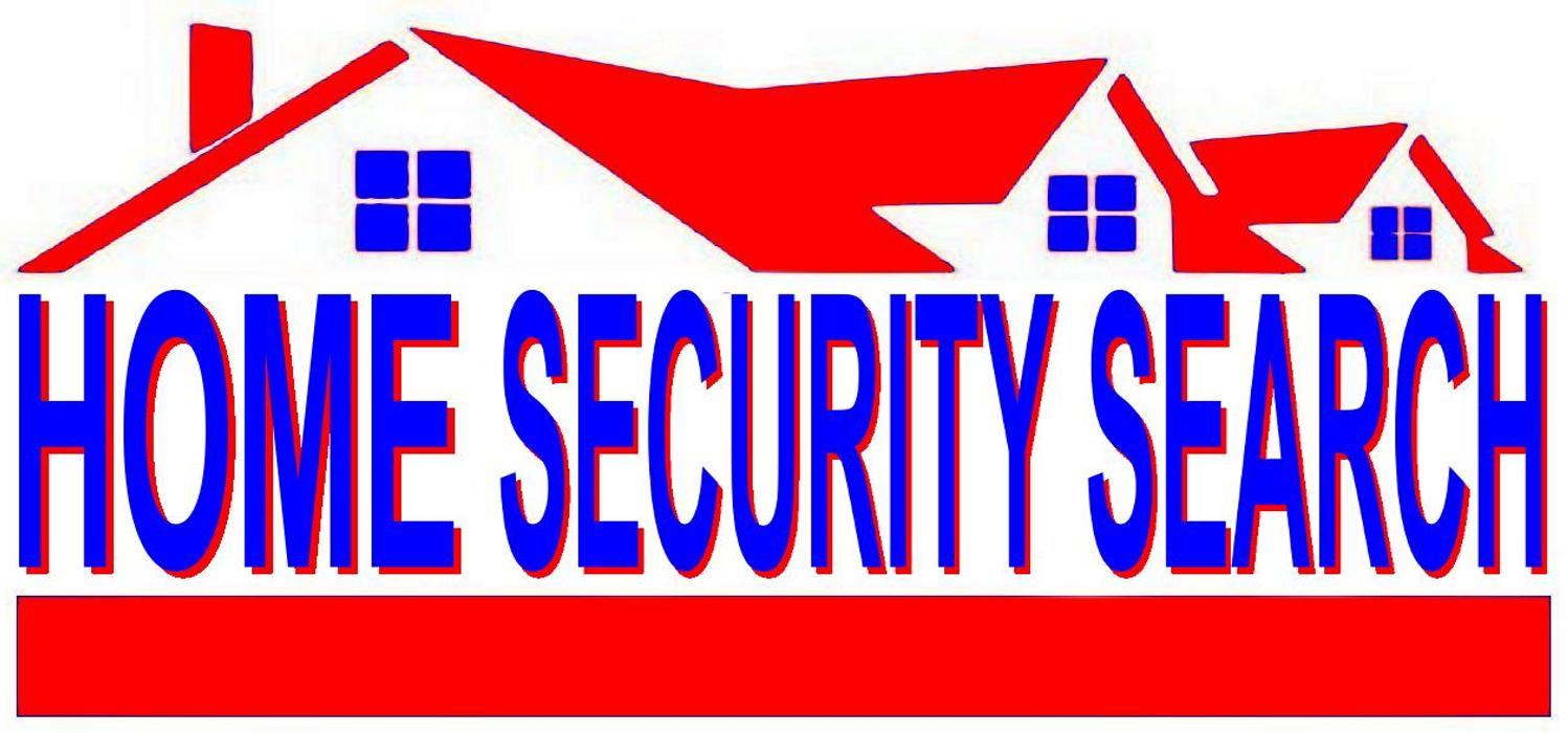 Home Security Search Logo