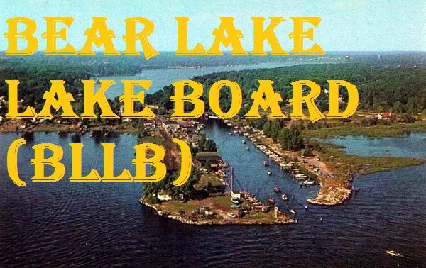 Bear Lake Lake Board Website
